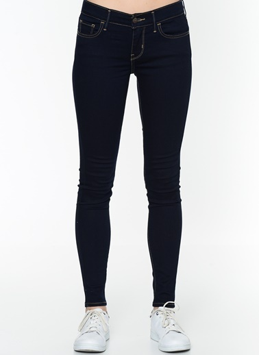 Levi's® Jean Pantolon | 710 - Super Skinny Renkli